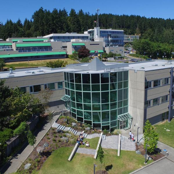 Nanaimo VIU campus