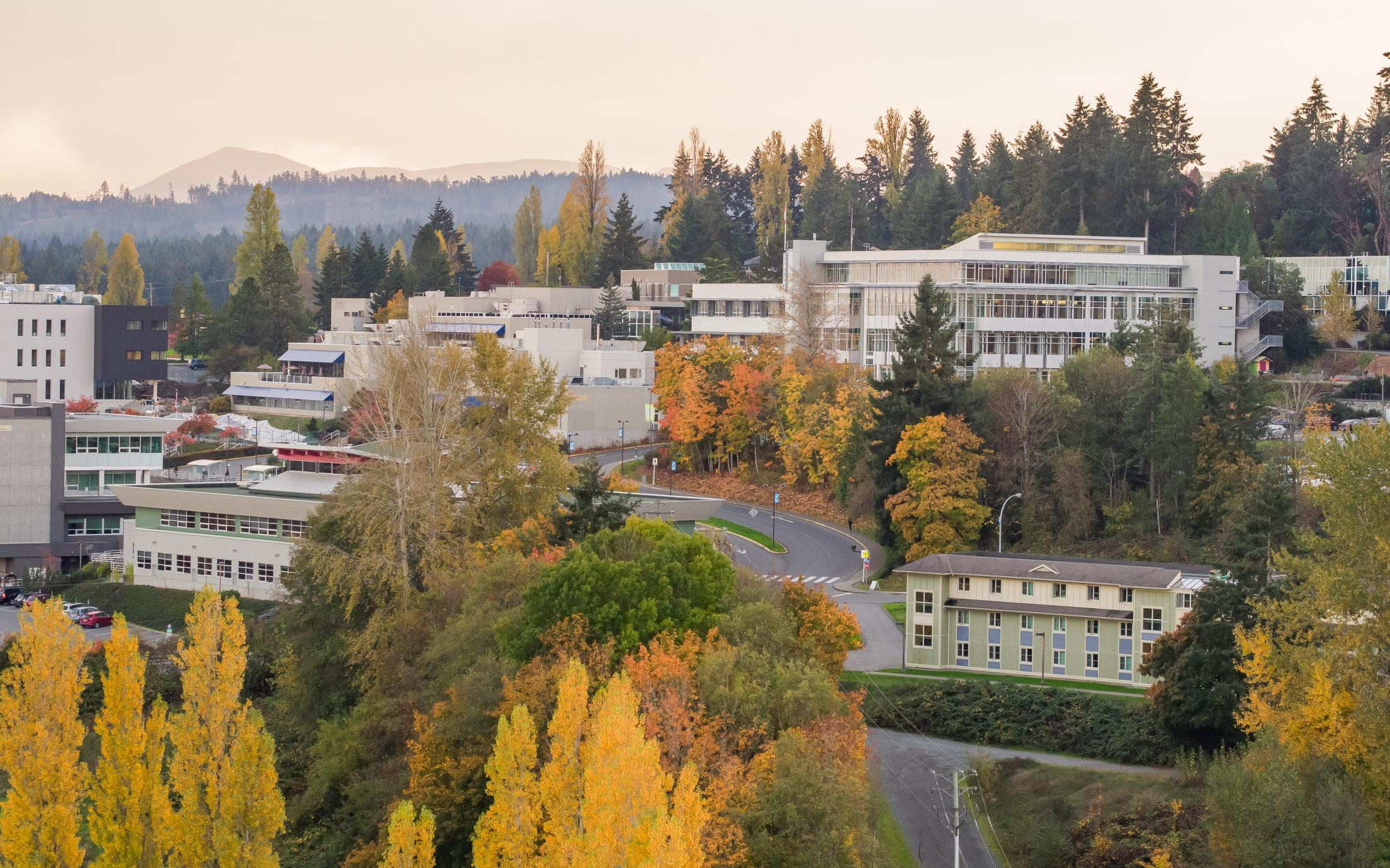 Overview Health Safety Services Vancouver Island University
