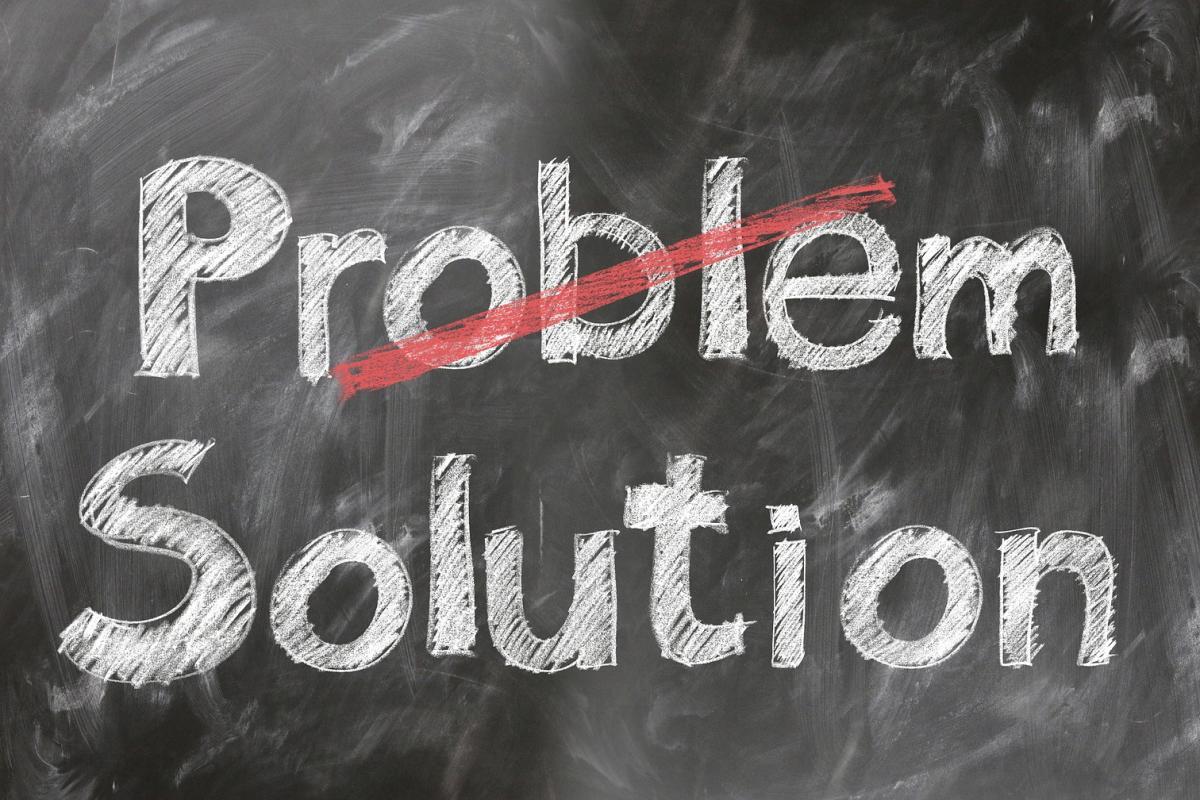 No Problem - Solution